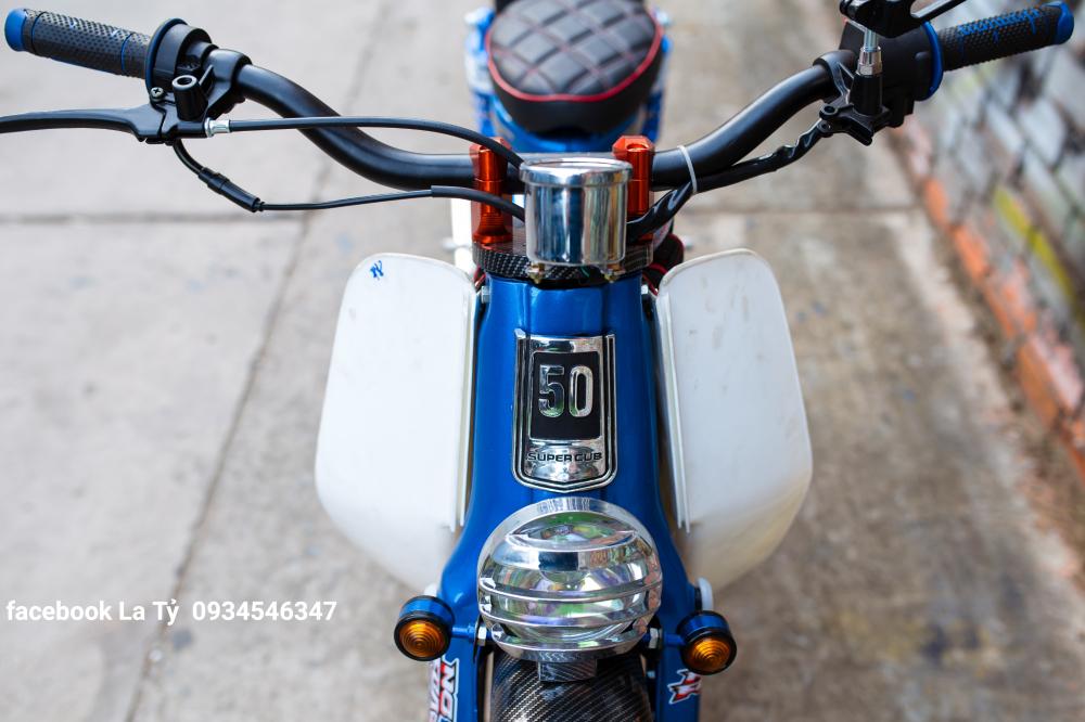 Honda Cub Do Tai Tphcm - 11