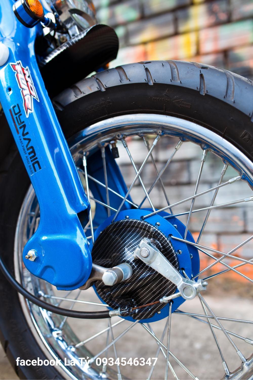 Honda Cub Do Tai Tphcm - 12