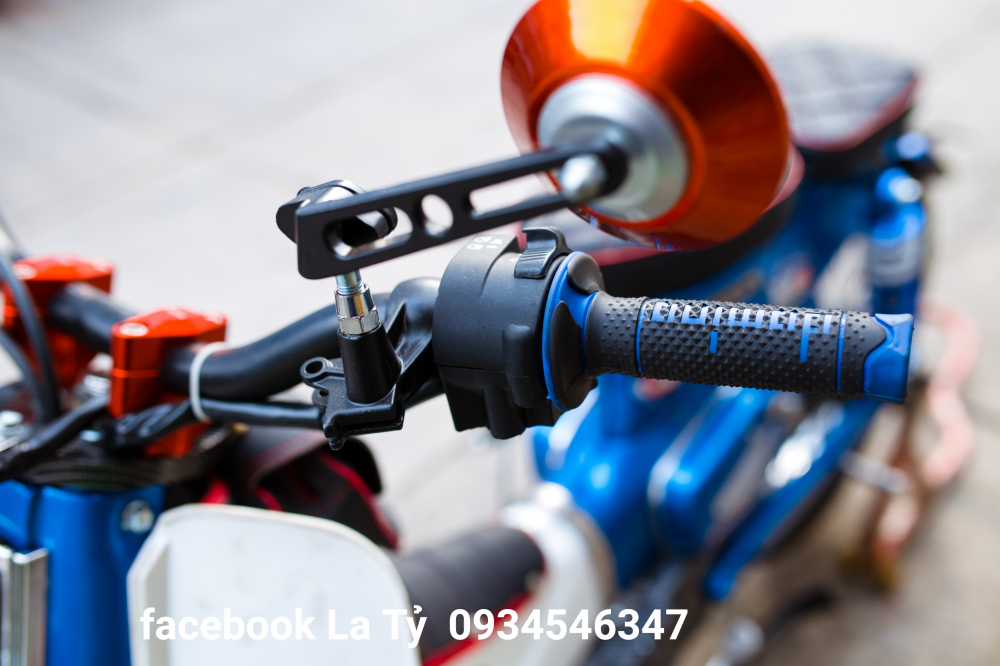 Honda Cub Do Tai Tphcm - 14