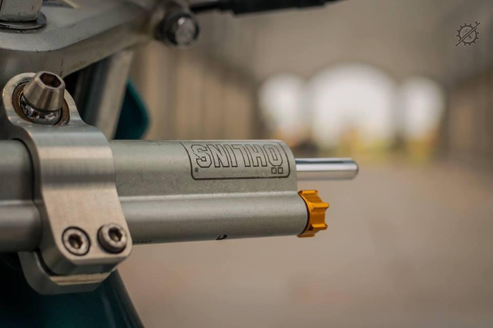 Honda Nova Dash Dua con cua gio cung loat do choi khung tu Biker mien tay - 13