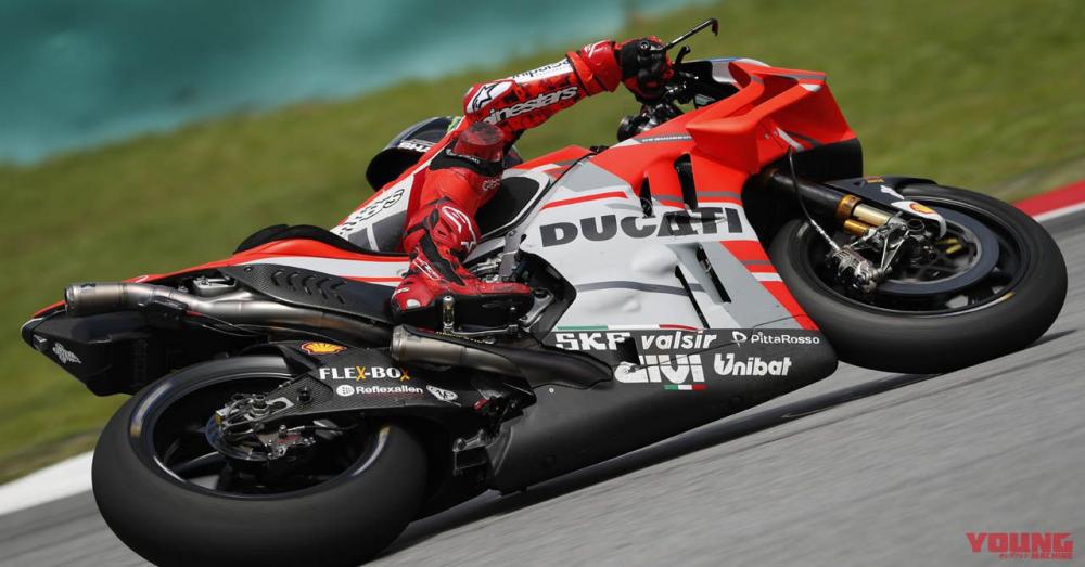 Ket qua bat ngo tu bai kiem tra MotoGP Sepang 2018