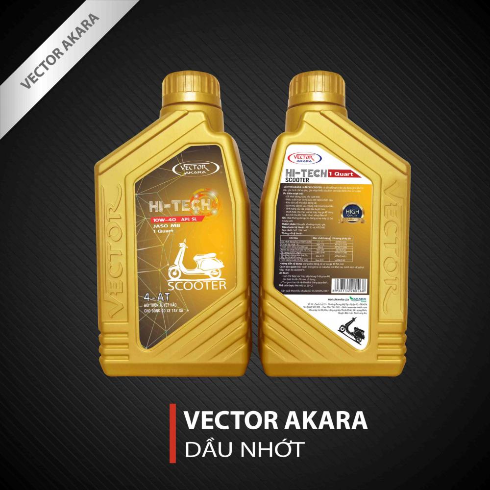 Moi hop tac phan phoi kinh doanh dau nhon VECTOR AKARA - 2