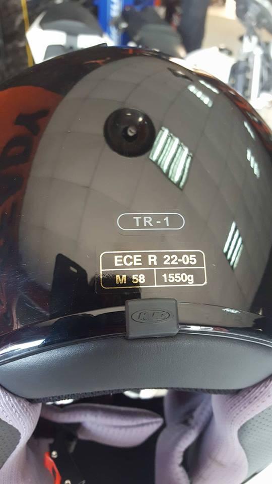 Moto299 Mu fullface HJC chi duoi 3tr - 2