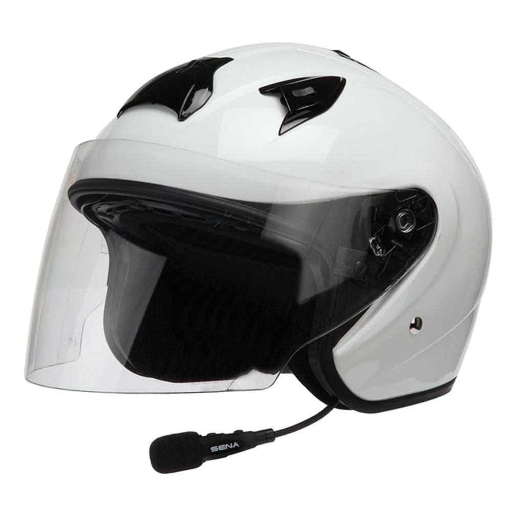 Moto299 Tai nghe Bluetooth Sena 3S don gian va gon nhe - 3