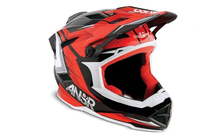 Motobox299 ANSR Faze Red dang cap danh cho biker - 3