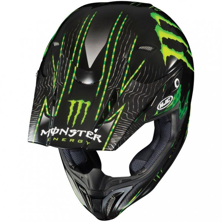 MT Store HJC RPHA X Nate Adams Monster Replica