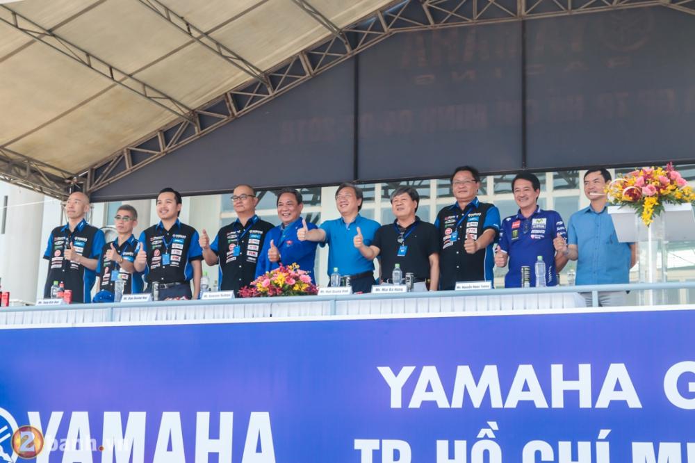 Nhin lai nhung diem noi bat cua giai dua xe Yamaha GP 2018 tai SVD Phu Tho - 2