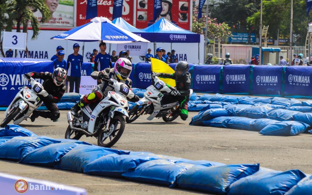 Nhin lai nhung diem noi bat cua giai dua xe Yamaha GP 2018 tai SVD Phu Tho - 10