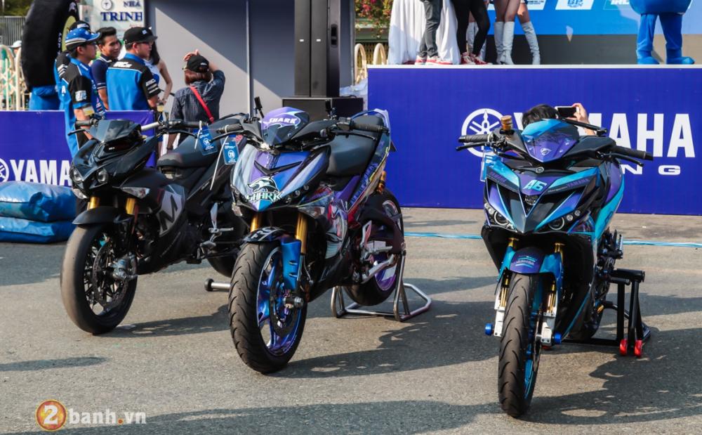 Nhin lai nhung diem noi bat cua giai dua xe Yamaha GP 2018 tai SVD Phu Tho - 32