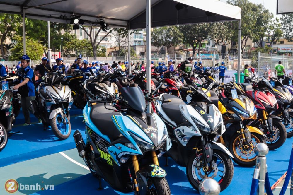 Nhin lai nhung diem noi bat cua giai dua xe Yamaha GP 2018 tai SVD Phu Tho - 30