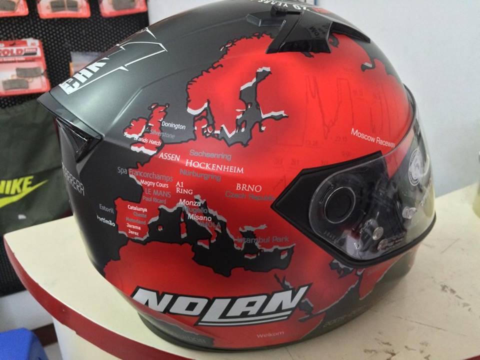 Moto299 Mu bao hiem Nolan N64 Gemini tai Ha Noi gia re chat - 2
