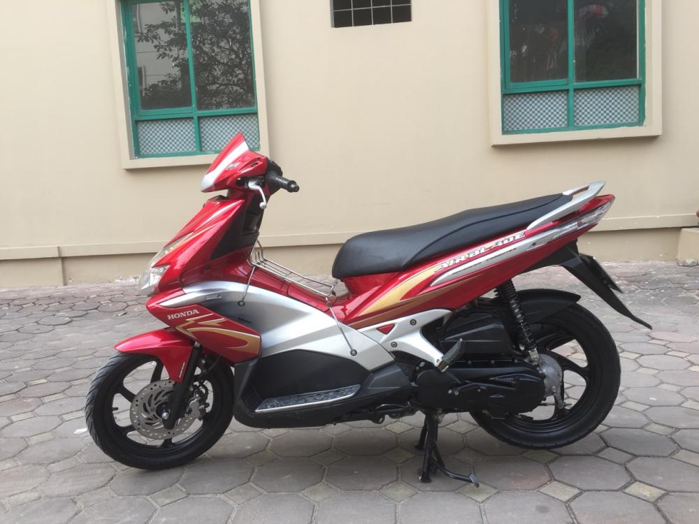 Rao ban Honda Airblade fi 2010 chuan doi cuoi nguyen ban cuc chat - 4