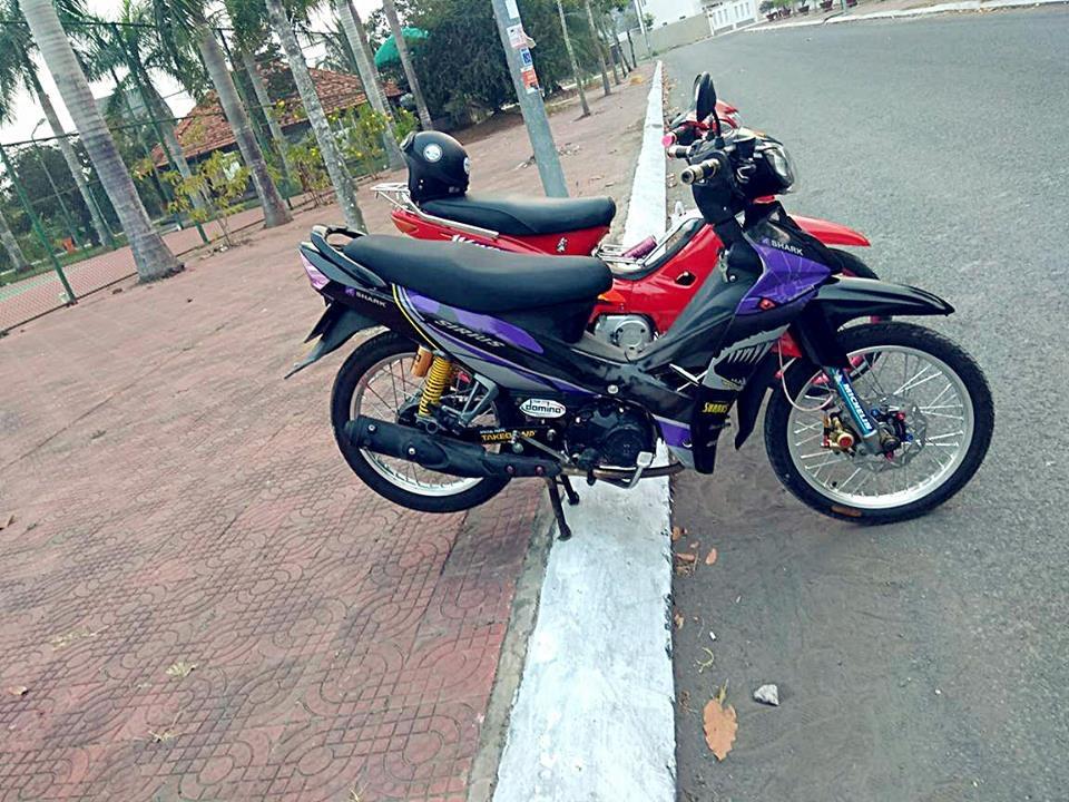 Sirius ca map duong pho den tu Soc Trang - 5