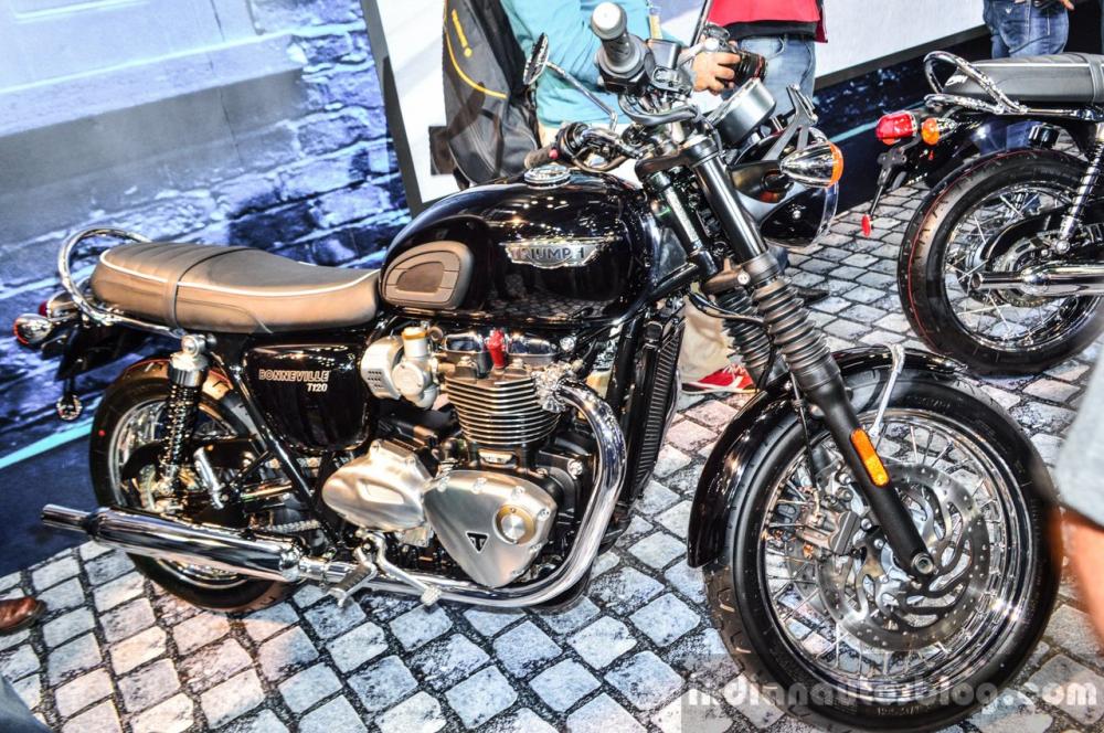 So sanh Kawasaki Z900RS vs Triumph Bonneville T120 - 5