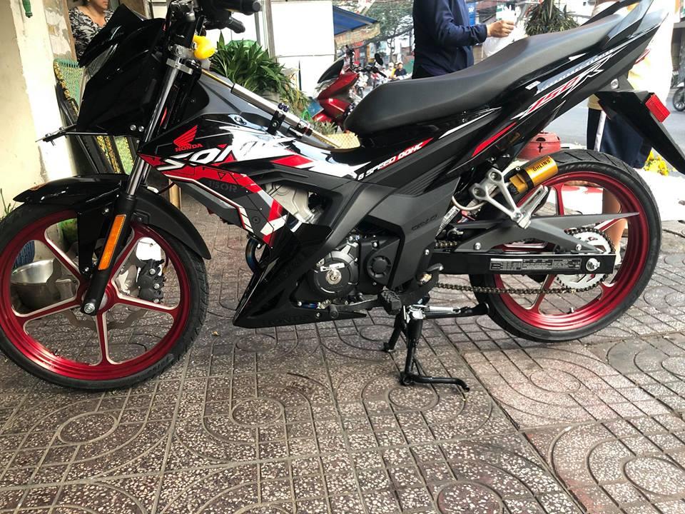 Sonic 150r do than thai cua mot ong vua toc do don kieng