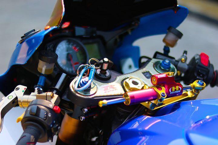 Suzuki GSXR1000 ve dep day suc hut tu ban do full option - 4
