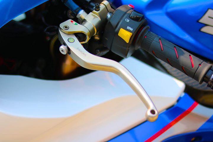 Suzuki GSXR1000 ve dep day suc hut tu ban do full option - 6