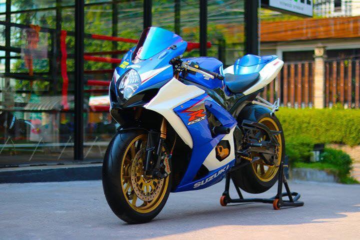 Suzuki GSXR1000 ve dep day suc hut tu ban do full option - 9