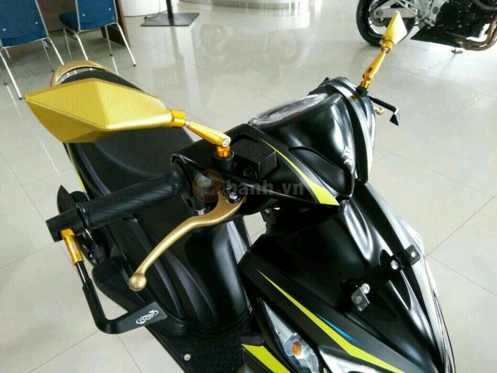 Suzuki Nex 2018 Phien ban do chinh hang vua duoc ra mat - 5