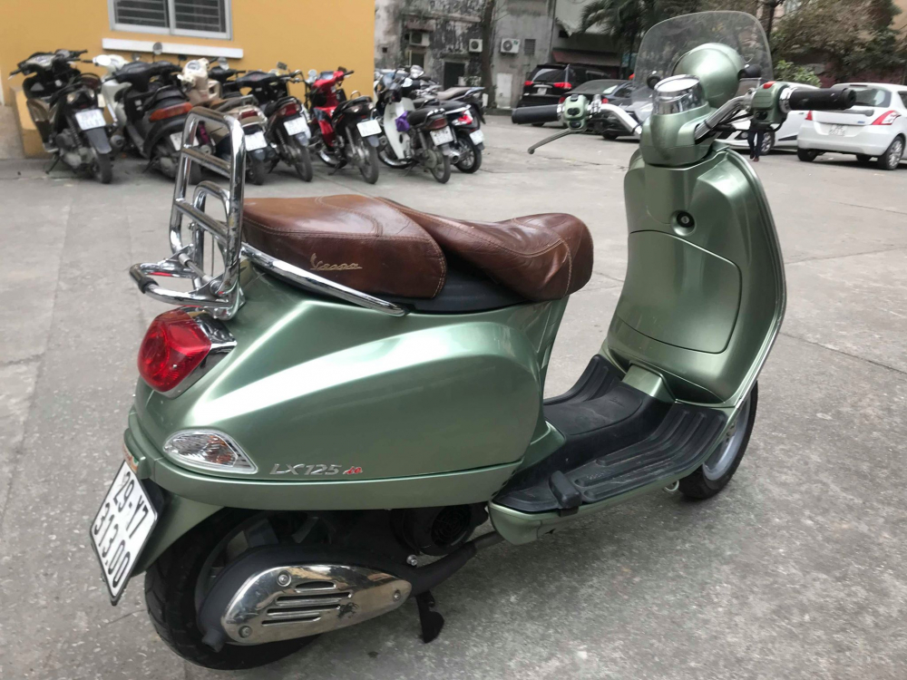 Vespa LxV 125 nhap italia 2015 29Y 31300 cuc hiem banrat giu 33t500 doi moi cho nguoi dang can mua - 5