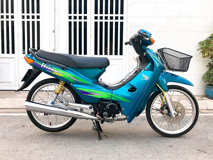 Wave Zx do up full phong cach 110 tuyet dep