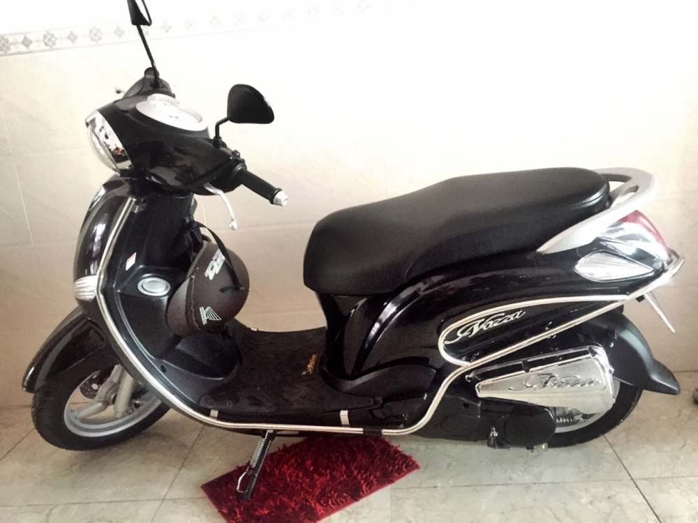 Yamaha Nozza xe Bien so VIP doi cuoi nu chay - 2