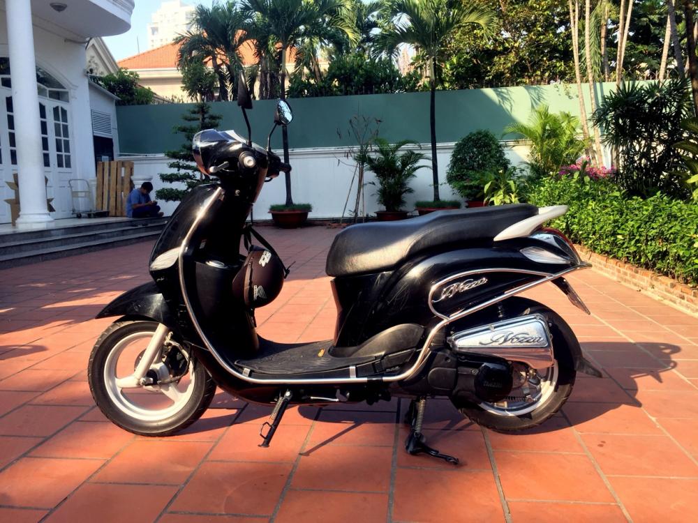Yamaha Nozza xe Bien so VIP doi cuoi nu chay - 3