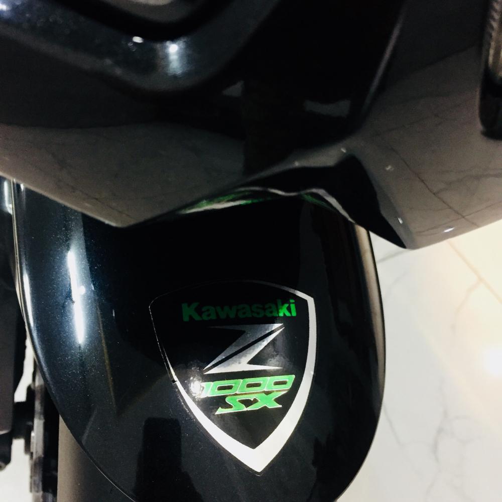 Z1000sx ABS 2015 Chau Au sport touring Full power KTRC 3mode BSTP zin keng vua lot keo trong - 11