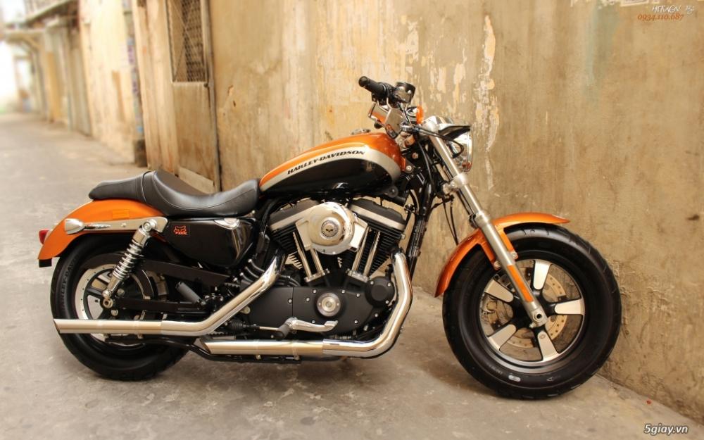 ___ Can Ban ___HARLEY DAVIDSON 1200 Custom CA ABS 2014 Limited___ - 3