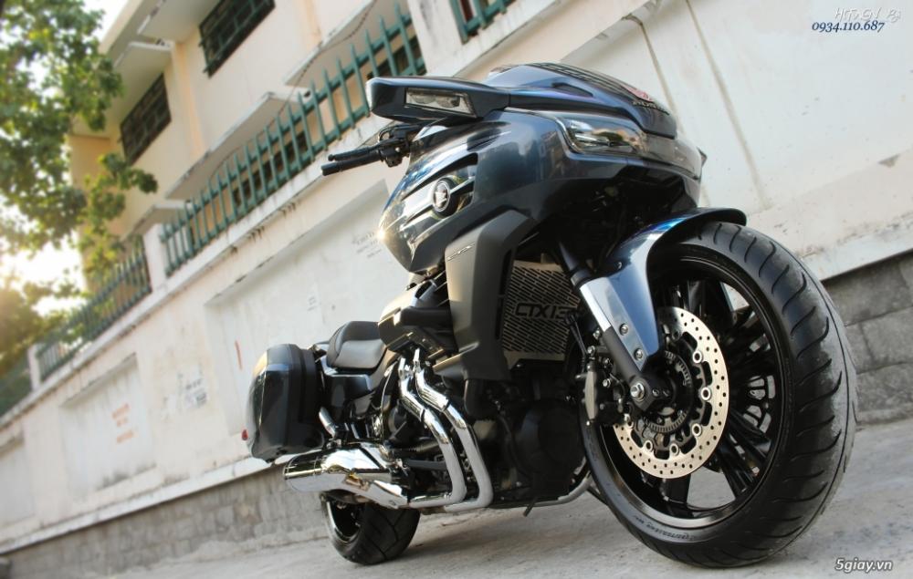 ___ Can Ban ___HONDA CTX 1300cc Bagger ABS 2016___