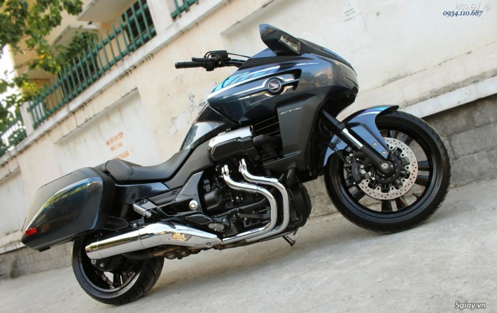 ___ Can Ban ___HONDA CTX 1300cc Bagger ABS 2016___ - 5