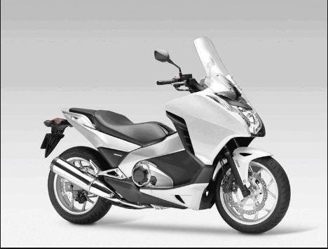 Ban sieu tay ga HONDA Intergra 750cc 20132014 chay 3000km