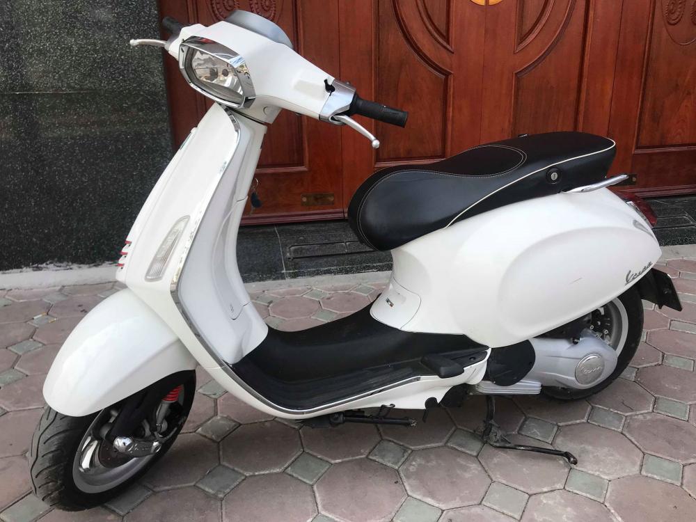Ban Vespa Sprint 125 3Vie 2014 29C 40253 moi 99 Gia 475 trieu chinh chu nu ko dung