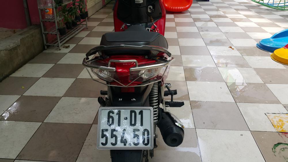 Ban xe FUTURE FI 125cc Zin 100 chinh chu ban