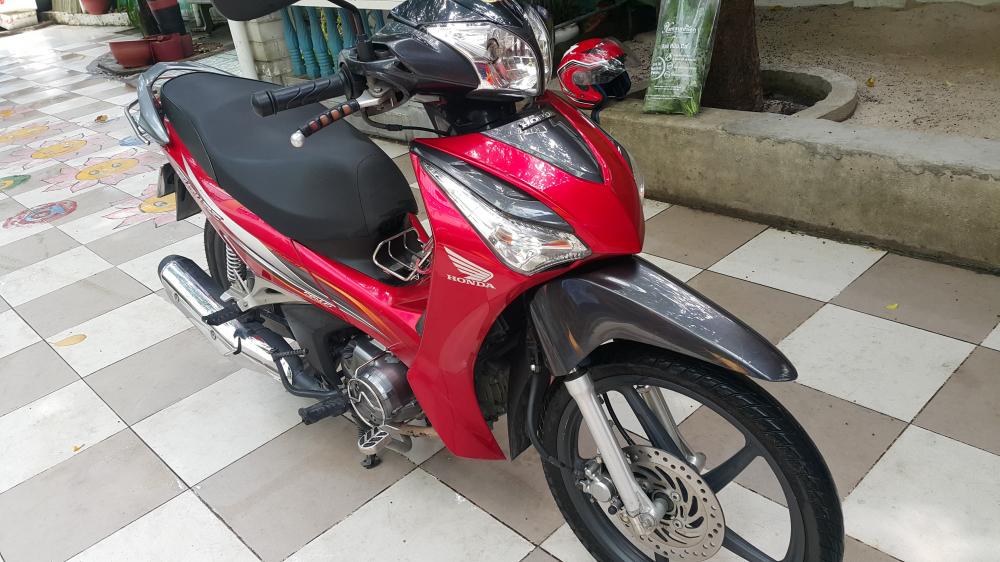 Ban xe FUTURE FI 125cc Zin 100 chinh chu ban - 3