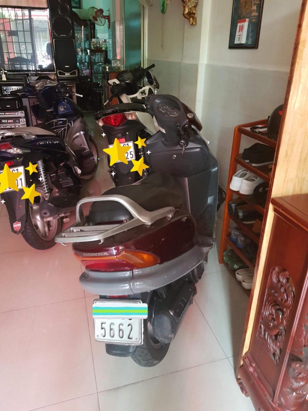 Ban xe Spacy 2000 Nhat 1 doi chu - 2