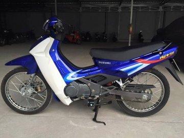 BAN XE SUZUKI RGV 120 NHAP KHAU DOI 19981999 - 4