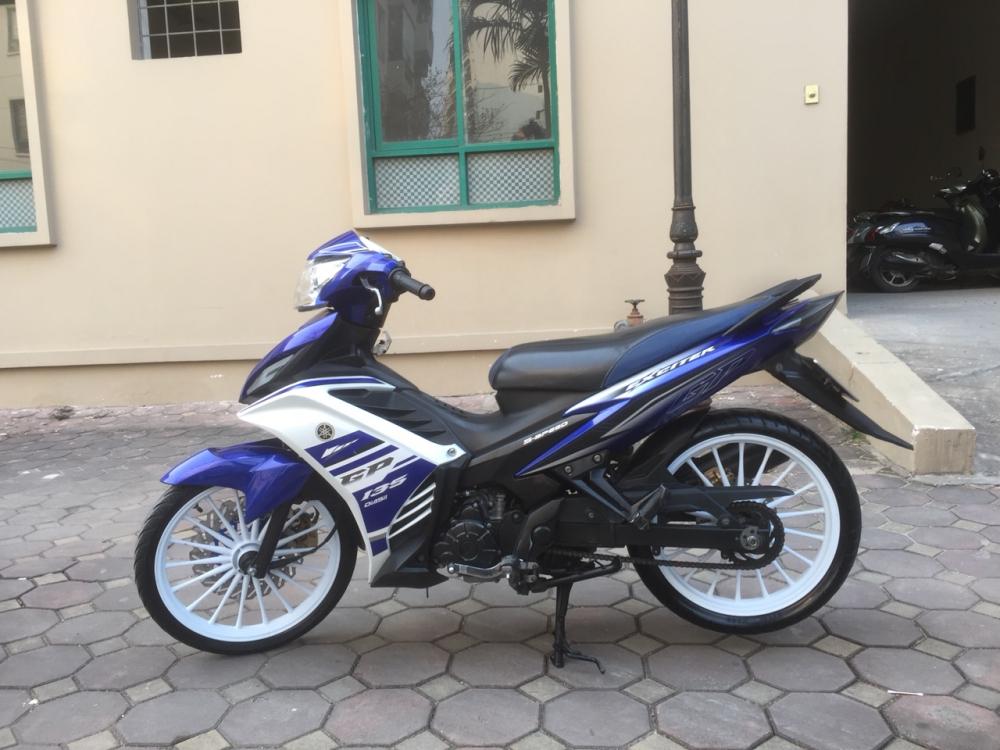 Ban xe Yamaha Exciter 135GP may nguyen ban 2013 cuc chat