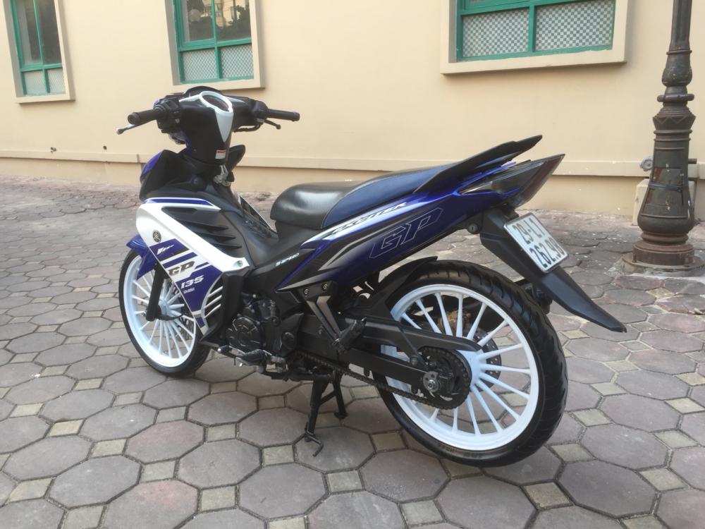 Ban xe Yamaha Exciter 135GP may nguyen ban 2013 cuc chat - 2