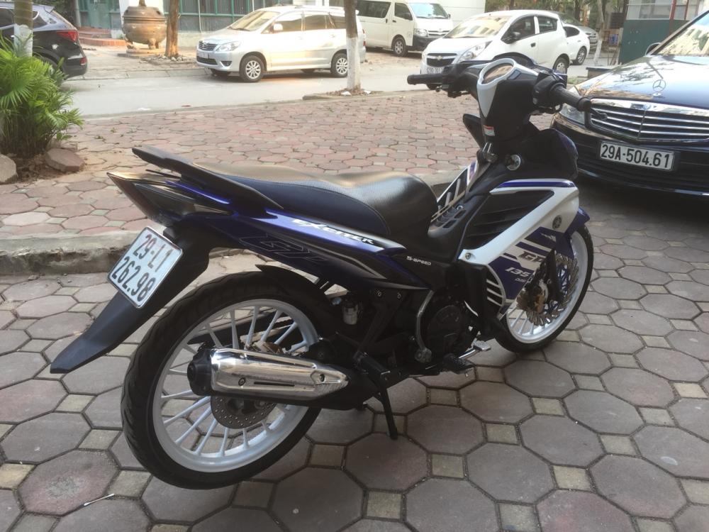 Ban xe Yamaha Exciter 135GP may nguyen ban 2013 cuc chat - 3