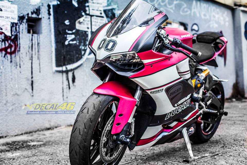 Can ban Can ban Ducati Panigale 899 - 3