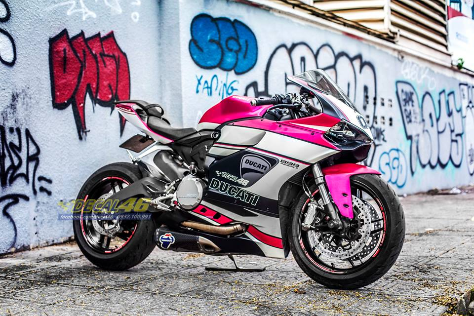 Can ban Can ban Ducati Panigale 899 - 4