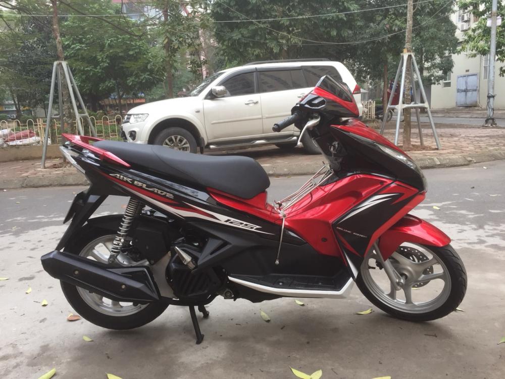 Can ban Honda Airblade 125 fi do den doi 2014 con moi chinh chu 31tr800 - 4
