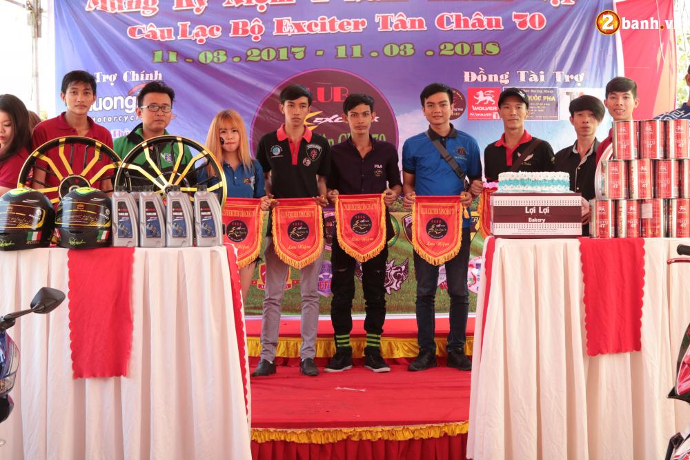 Club Exciter Tan Chau 70 mung sinh nhat lan I day hoanh trang - 20