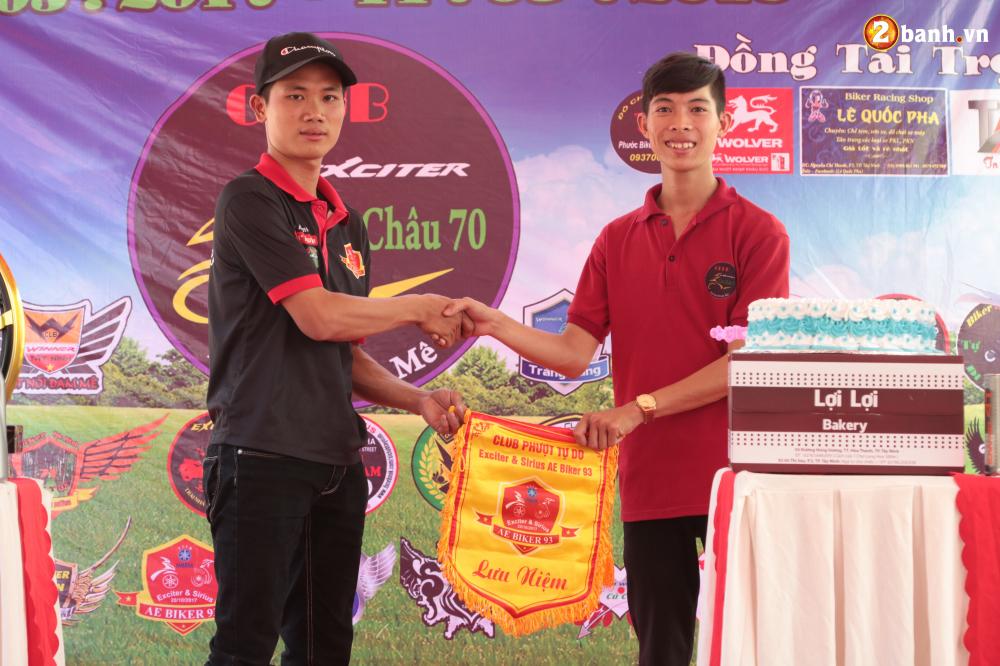 Club Exciter Tan Chau 70 mung sinh nhat lan I day hoanh trang - 23