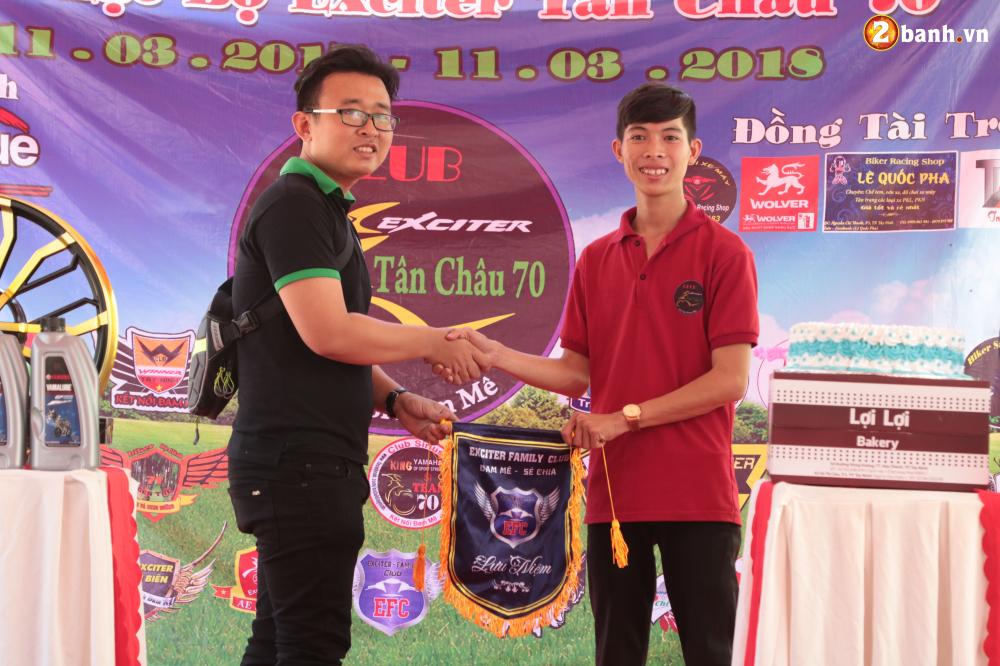 Club Exciter Tan Chau 70 mung sinh nhat lan I day hoanh trang - 24