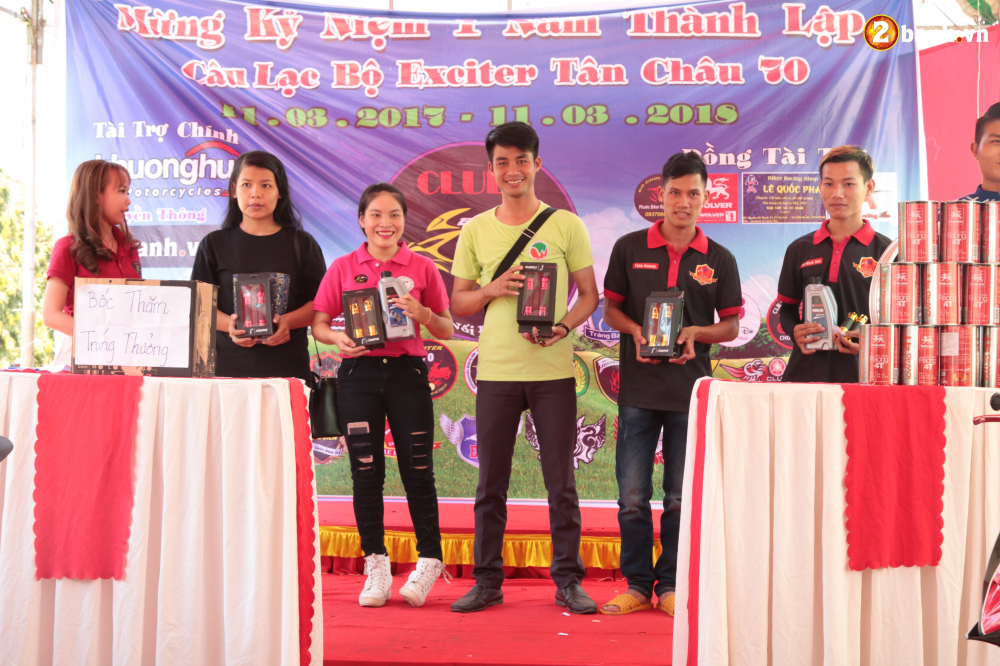 Club Exciter Tan Chau 70 mung sinh nhat lan I day hoanh trang - 31