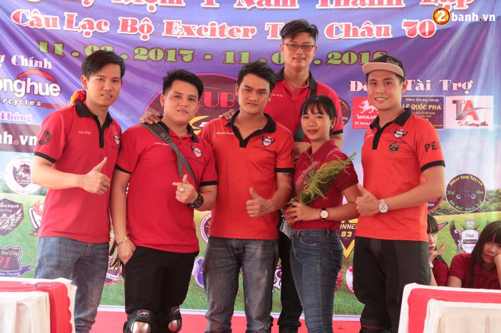 Club Exciter Tan Chau 70 mung sinh nhat lan I day hoanh trang - 38