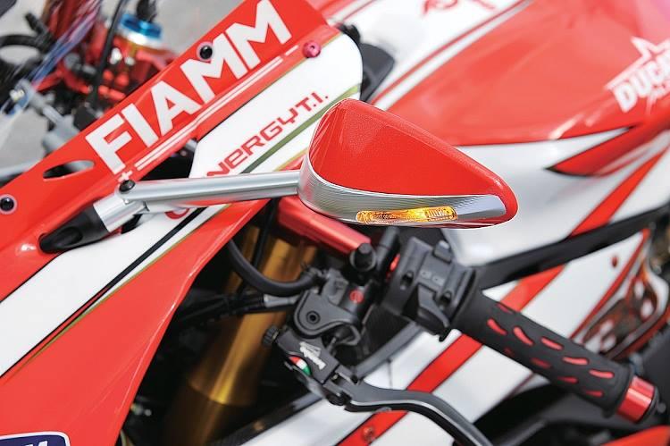 Ducati 1199 Panigale co may mang day cong nghe khoac ao tem dau - 3