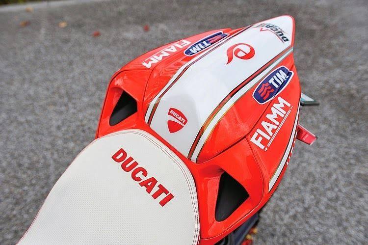 Ducati 1199 Panigale co may mang day cong nghe khoac ao tem dau - 5